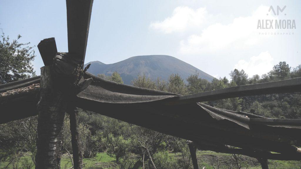 Volcán Paricutín (en purépecha Parhíkutini