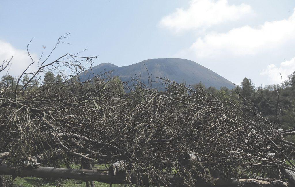Volcán Paricutín Michoacán México