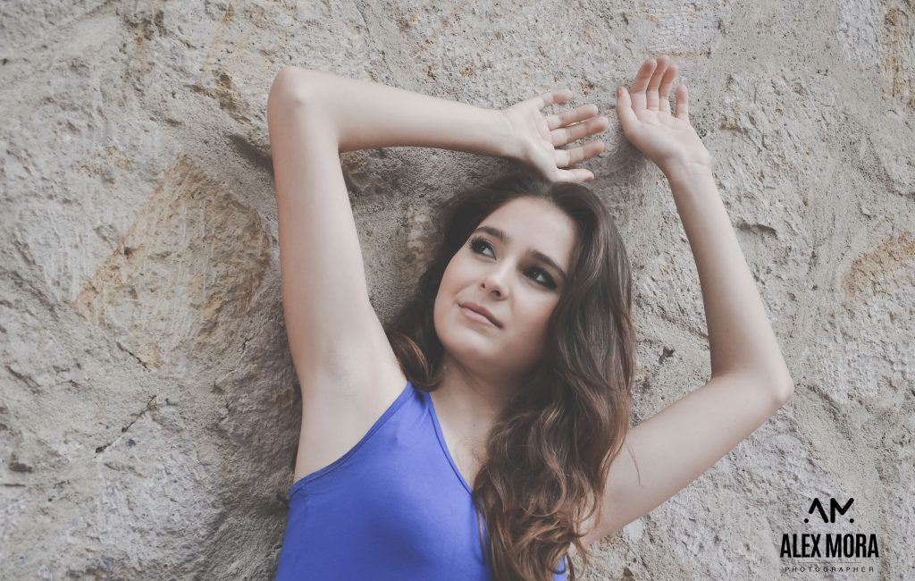 Katherine | Sesión fotográfica casual en Morelia (Callejón del romance)