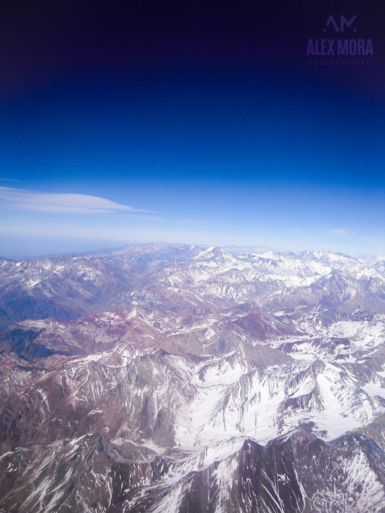 Cordillera de los Andes Argentina Patagonia