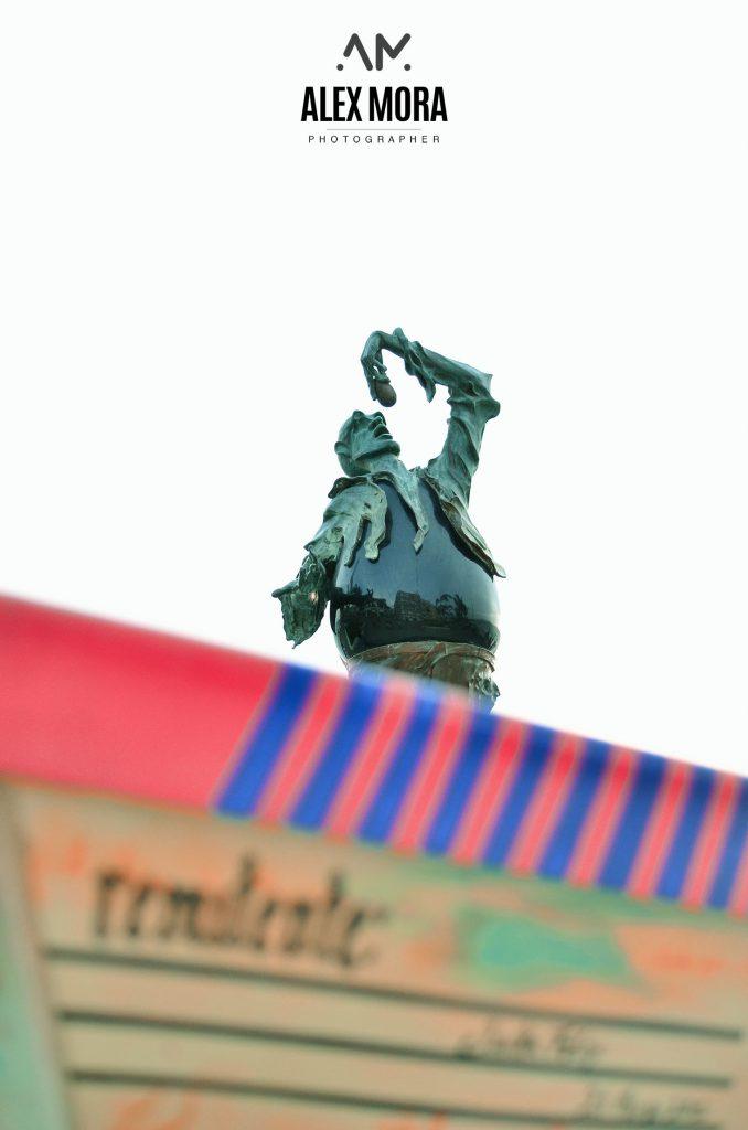 Puerto Vallarta Escultura en el malecón
