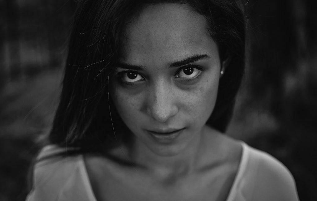 Wendy | Sesión fotográfica en blanco y negro