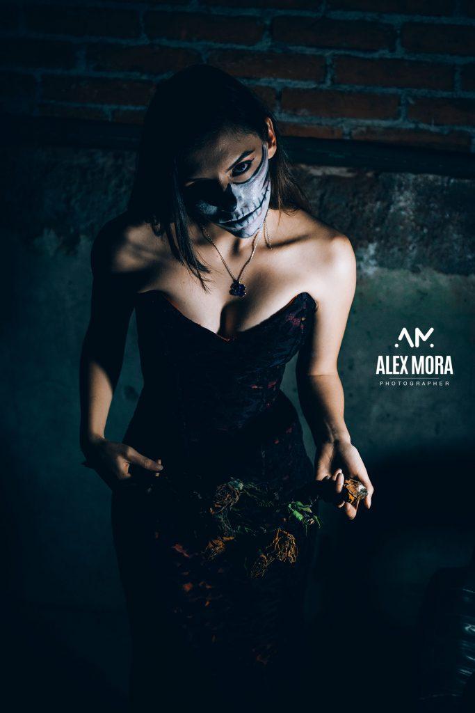 sesión de fotos catrina mexico fotografo uruapan michoacán morelia mexico fotografia